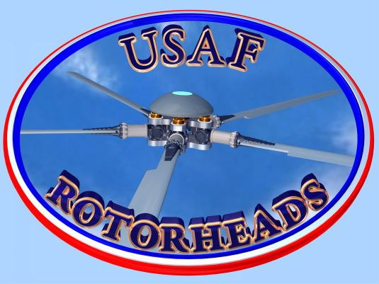 Official USAF Rotorheads